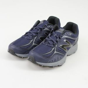 New Balance Navy 510 Trail Running Shoes // 11.5